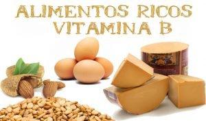 Alimente cu Vitamina B