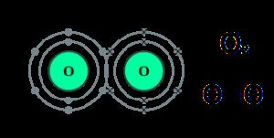 Structura oxigen