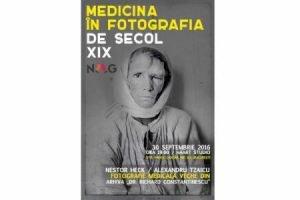 Primele fotografii medicale din România