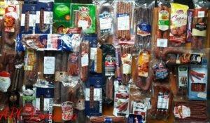 Carnati consumati in Romania