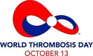 13 Octombrie - Ziua Mondiala a trombozei